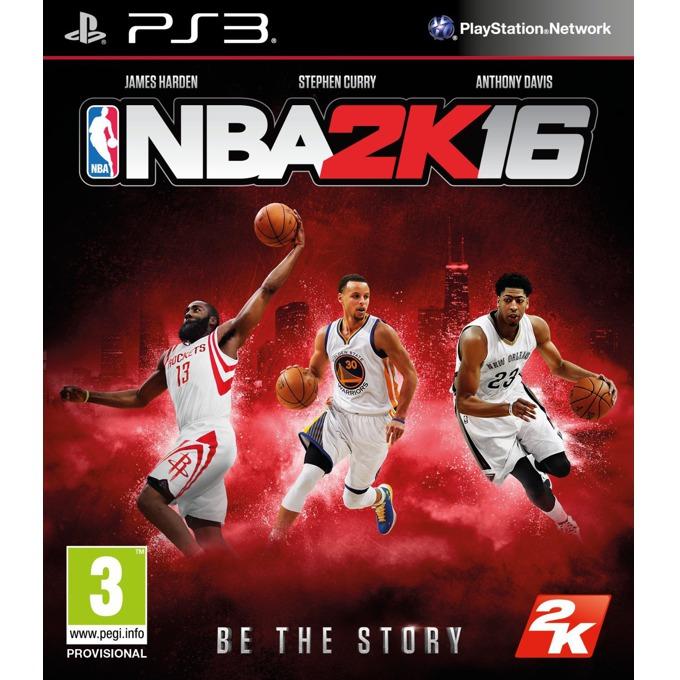 Игра за конзола NBA 2K16, за PS3 image