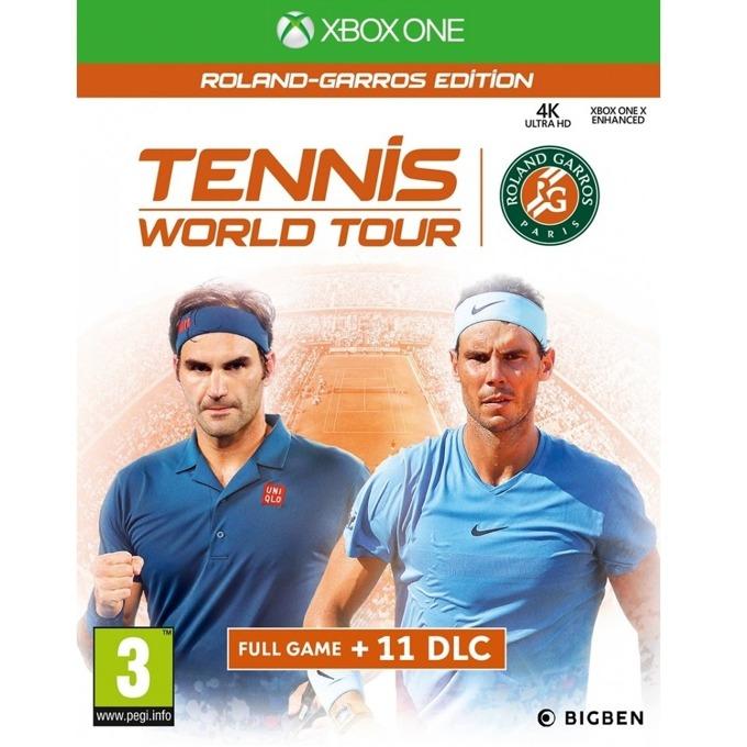 Игра за конзола Tennis World Tour - Roland-Garros Edition, за Xbox One image
