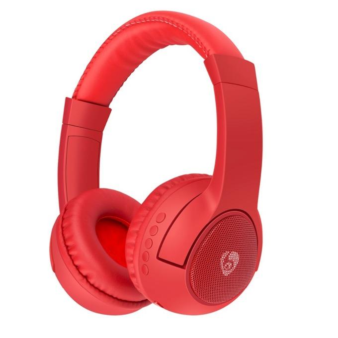 """Слушалки Ovleng BT-801, безжични, микрофон, бутон за превключване между режим """"Слушалки"""" и """"Тонколона"""", различни цветове image"""