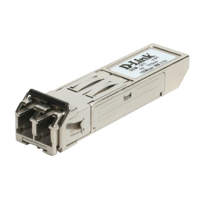 D-Link DEM-211, 155Mbps Multi-Mode LC SFP Transceiver (2km) image