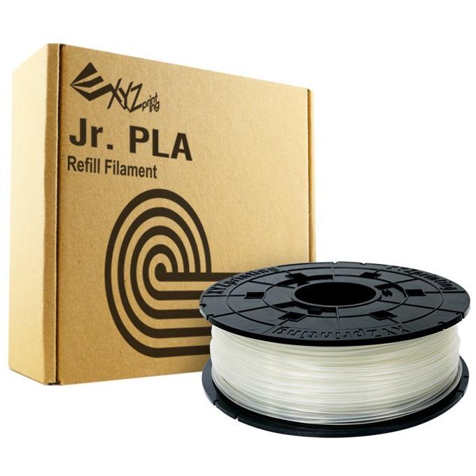 Консуматив за 3D принтер XYZprinting, PLA filament, 1.75mm, nature, 600 g image