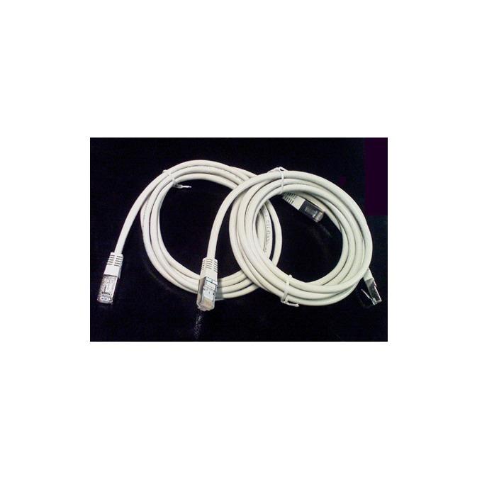 Пач кабел ACnetPLUS, FTP, Cat 5e, 0.5m, сив image