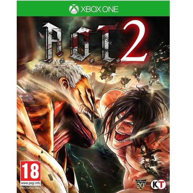 Игра за конзола A.O.T.2, за Xbox One image