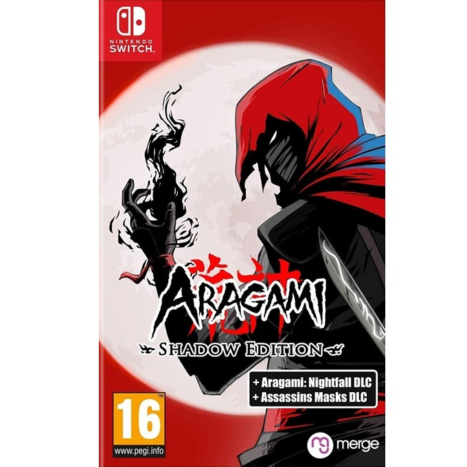 Игра за конзола Aragami: Shadow Edition, за Nintendo Switch image