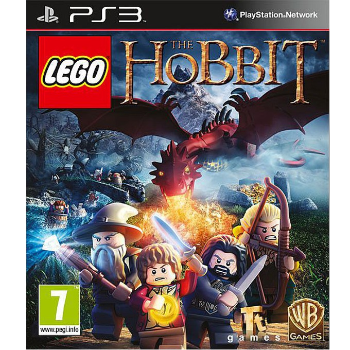 Игра за конзола LEGO: The Hobbit, за PlayStation 3 image