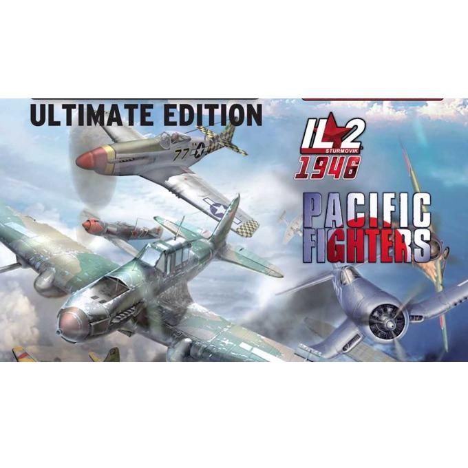Игра IL-2 Sturmovik - Ultimate Edition, за PC image