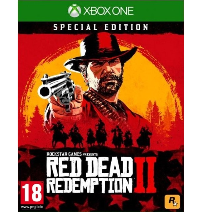 Игра за конзола Red Dead Redemption 2 Special Edition, за Xbox One image
