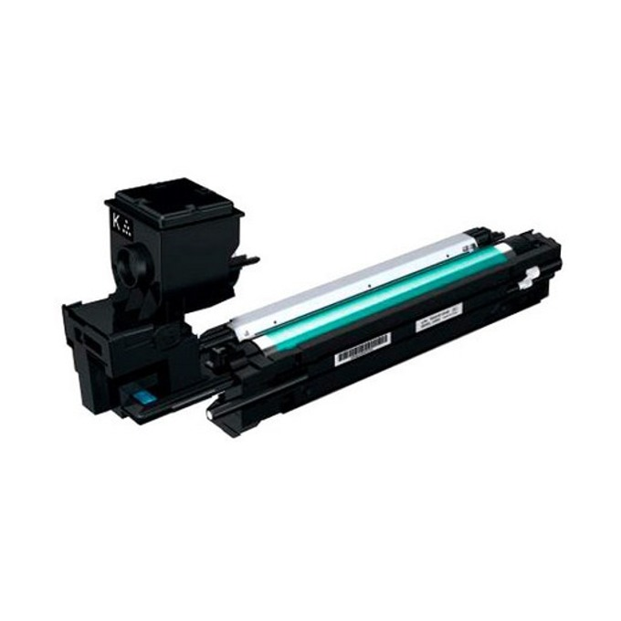 Касета за Konica Minolta MC 3730 - Black - TNP-21K - P№ A0WG01H - Заб.: 3 000k image