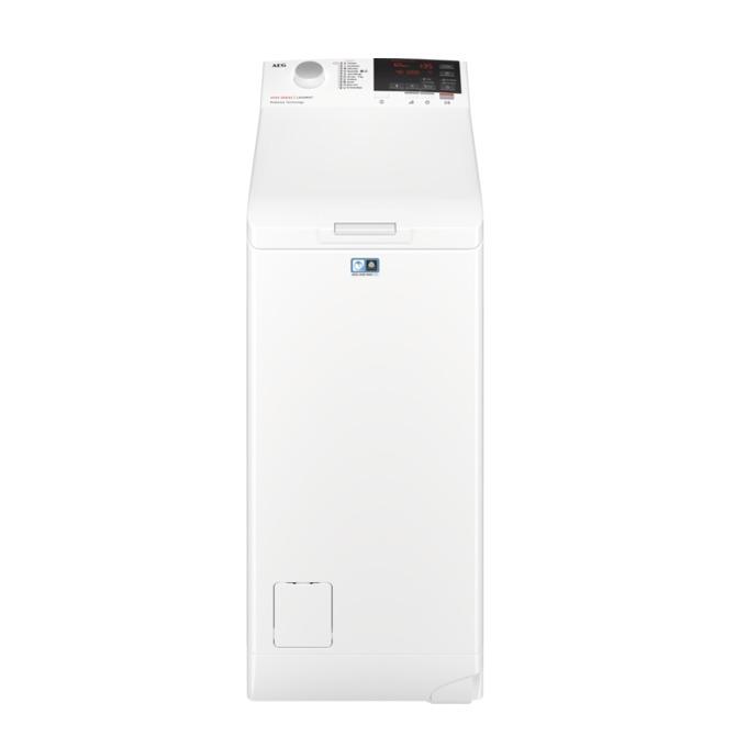Перална машина AEG LTX6G261E, клас A+++, 6 кг. капацитет, 1200 оборота в минута, свободностояща, 40 cm. ширина, бяла image