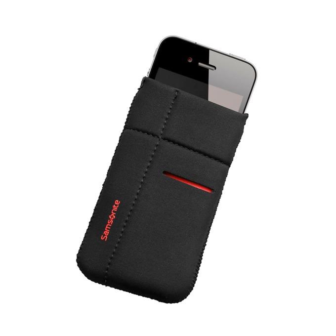 Калъф тип джоб Samsonite Mobile sleeve M, черен/червен image