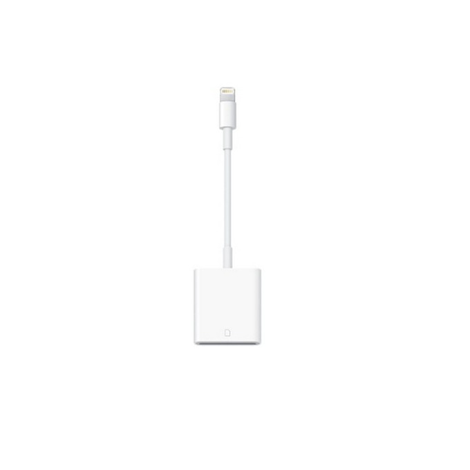 Адаптер Apple Lightning (iPhone5/5s/5c) към SD Card Reader image