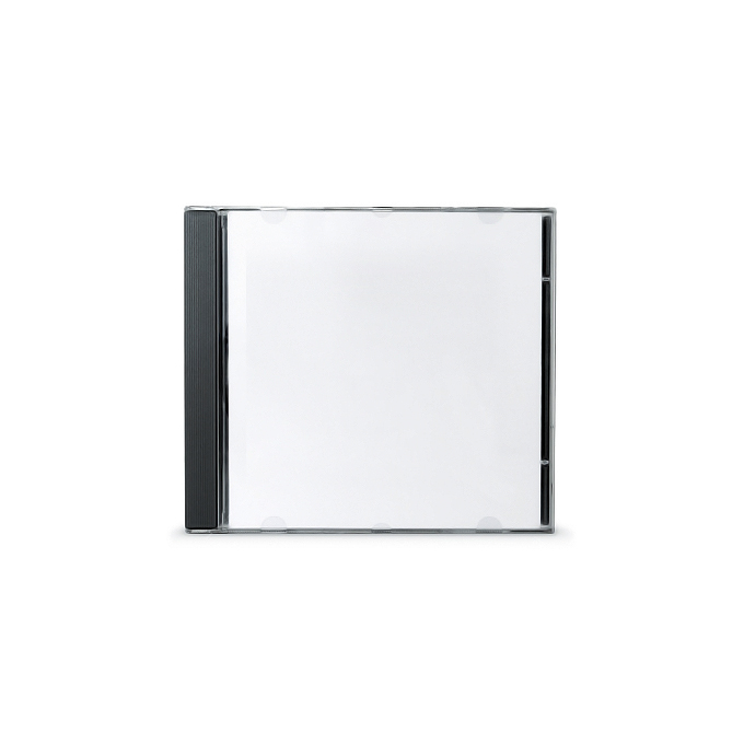 Case CD Blank, Пластмасова image
