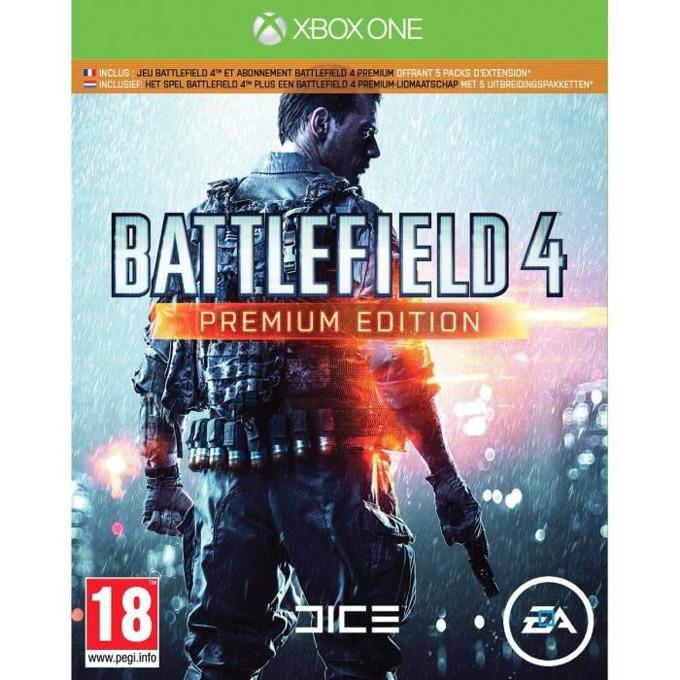 Игра за конзола Battlefield 4: Premium Edition, за Xbox One image