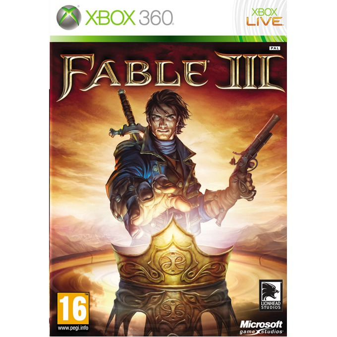 Игра за конзола Fable III, за XBOX360 image