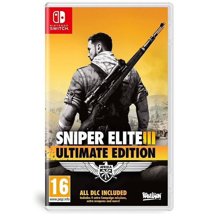 Игра за конзола Sniper Elite 3: Ultimate Edition, за Nintendo Switch image