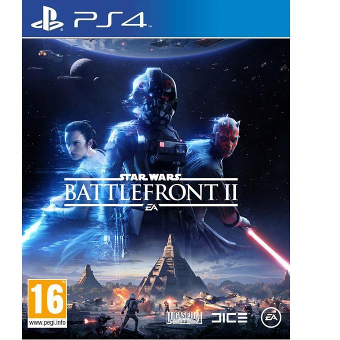 Игра за конзола Star Wars Battlefront II, за PS4 image