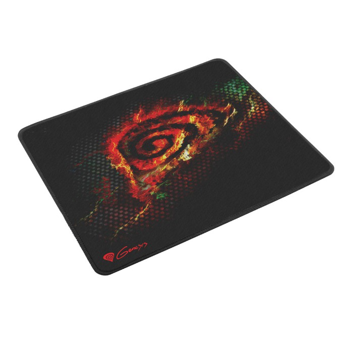 Подложка за мишка Natec Genesis Gaming Mouse Pad M12 FIRE, гейминг, 300 x 250mm image