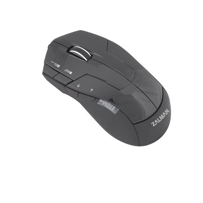 Мишка Zalman М300, оптична (2500 dpi), чернa, USB image