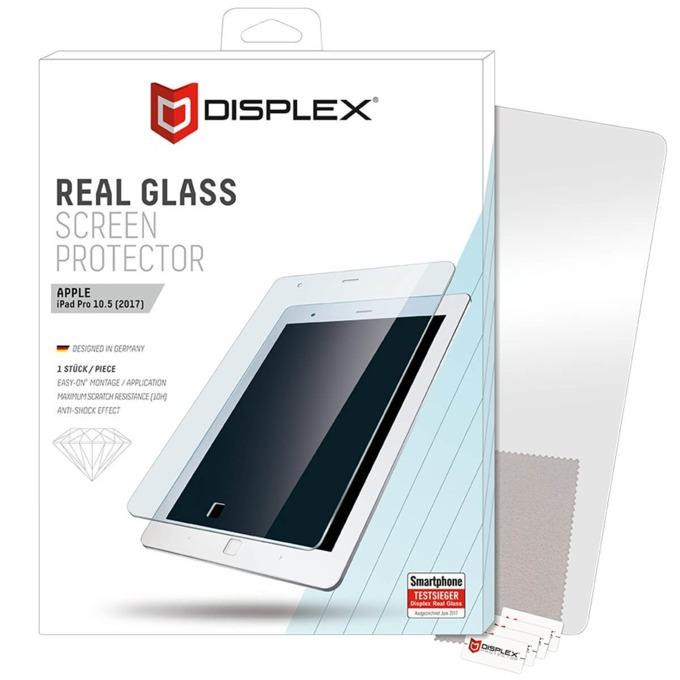 Протектор от закалено стъкло /Tempered Glass/, Displex за Apple iPad Pro 10.5 image