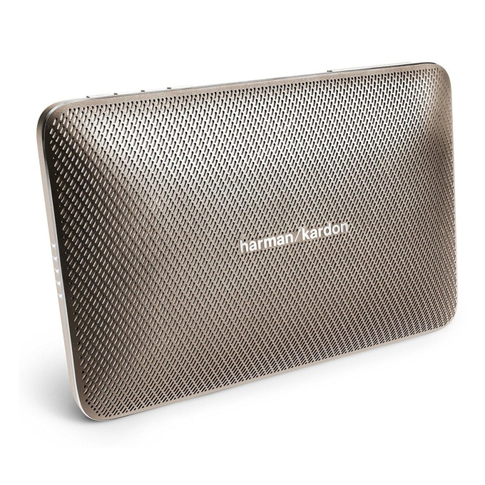 Тонколона Harman Kardon Esquire 2, 1.0, 16W (2x 8W), Bluetooth 4.1, вграден микрофон, до 8 часа време за работа, златиста image