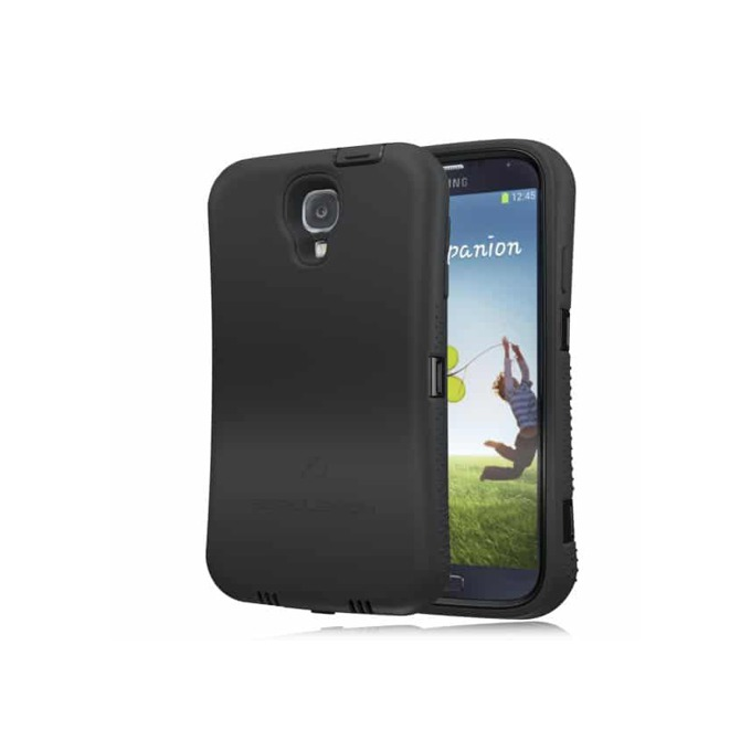 Протектор Zerolemon с батерия за Samsung Galaxy S4 (R), черен image