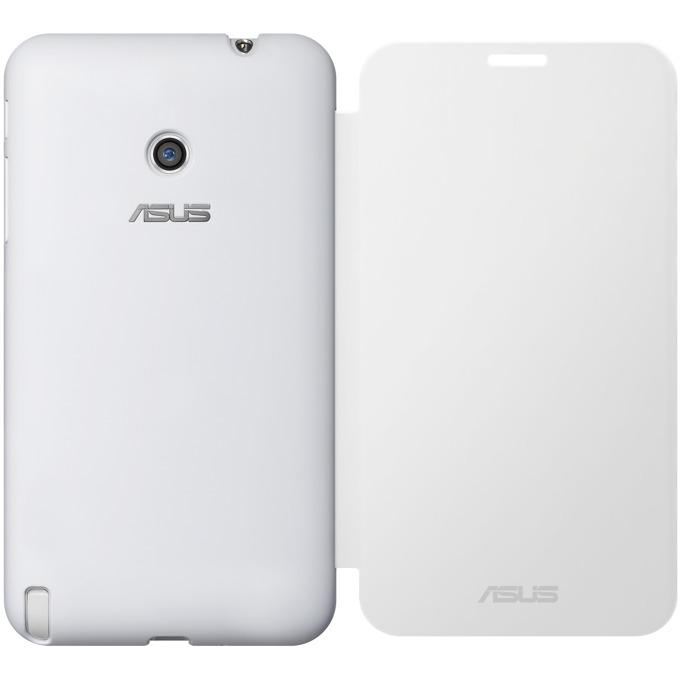 "Калъф Asus Note 6 Side Flip Cover за таблет до 6"" (15.24 cm), ""бележник"", бял image"