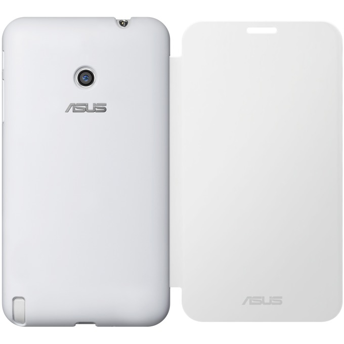 "Калъф Asus Note 6 Side Flip Cover за таблет до 6"" (15.24 cm), ""бележник"", бял image"