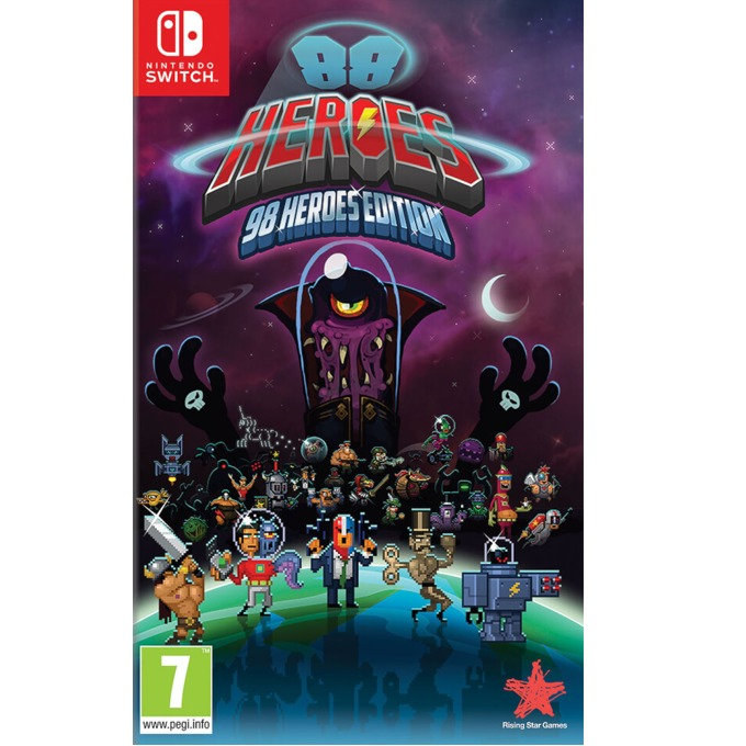 88 Heroes: 98 Heroes Edition, за Switch image
