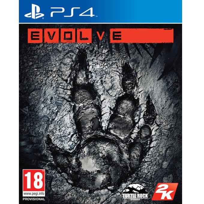 Игра за конзола Evolve, за PlayStation 4 image