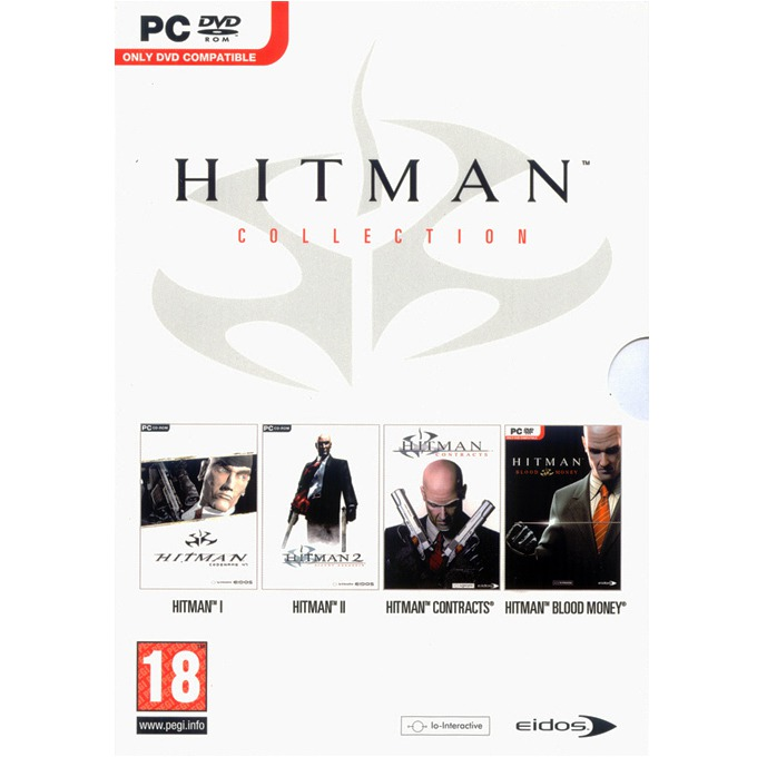 Hitman Collection - (пакет 4в1), за PC image
