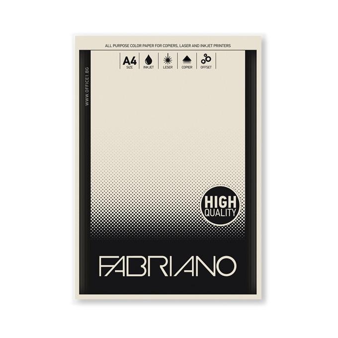 Fabriano Copy Tinta, A4, 80 g/m2, слонова кост, 50
