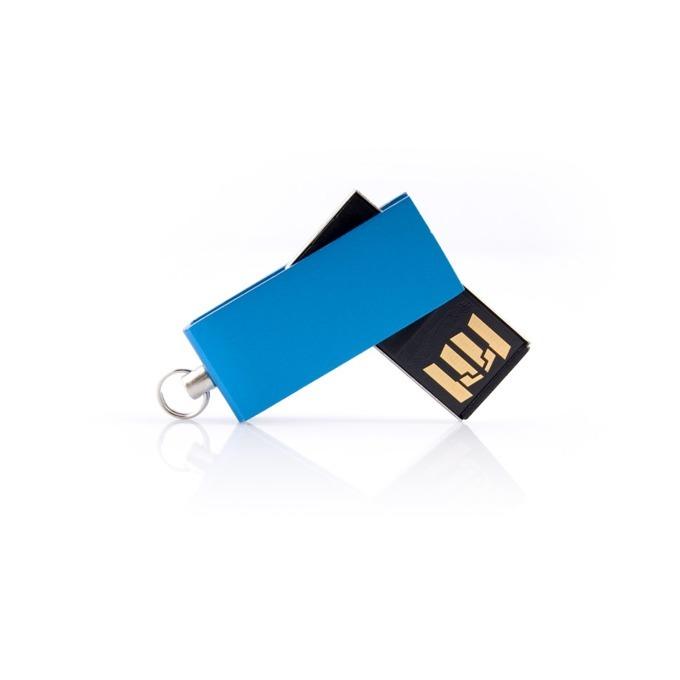 32GB USB Flash Drive, Goodram UCU2, USB 2.0, синя image
