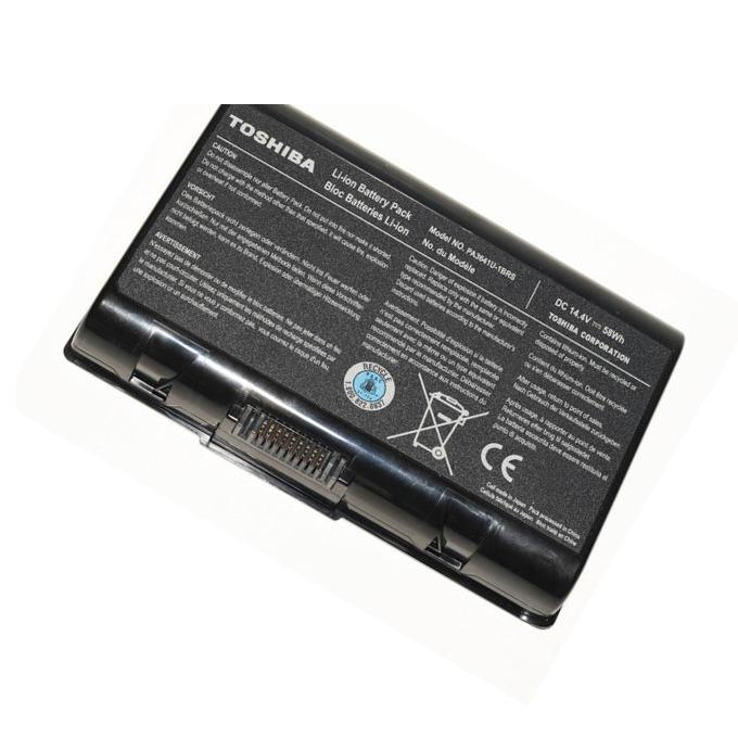 Батерия (оригинална) Toshiba Qosmio, съвместима с X300/X305, 8cell, 14.4V, 4100 mAh  image
