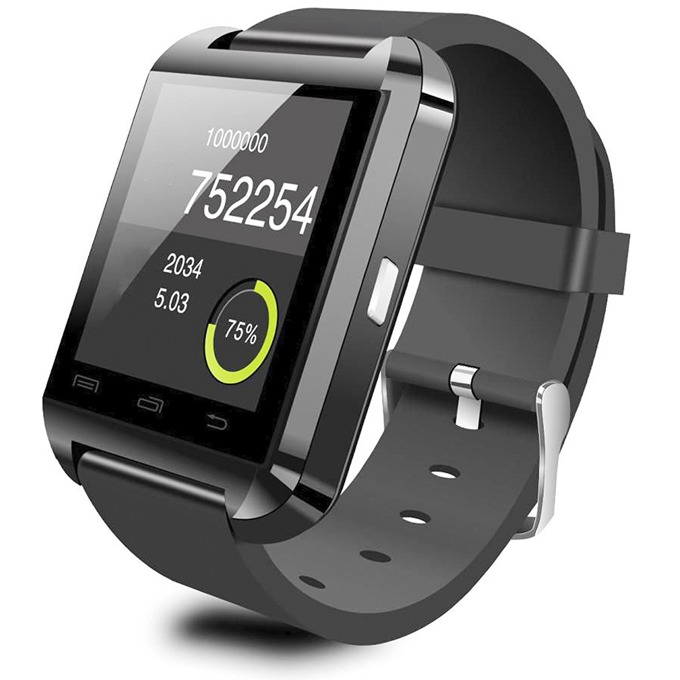 SW SmartWatch U8 Black