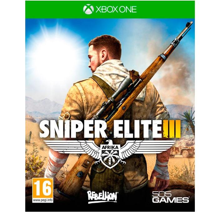 Игра за конзола Sniper Elite III, за XBOX ONE image