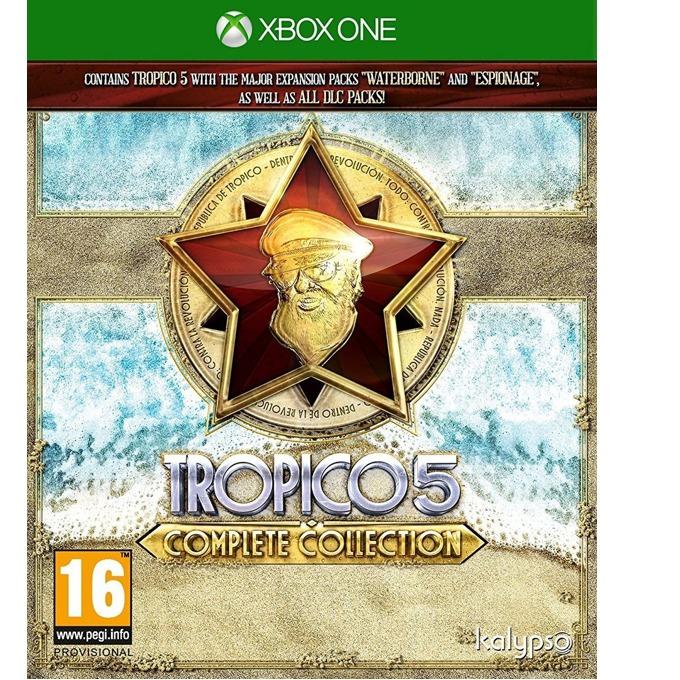 Игра за конзола Tropico 5 Complete Edition, за Xbox One image