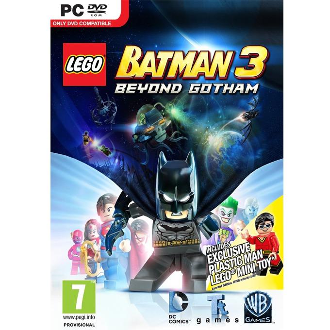 LEGO Batman 3: Beyond Gotham - TOY EDITION