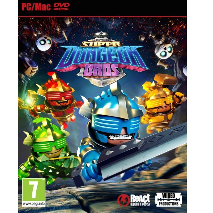 Super Dungeon Bros., за PC image