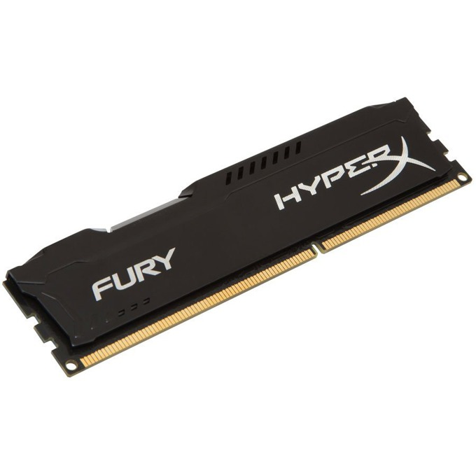 4GB DDR3 1866MHz, Kingston HyperX FURY, 1.5V image