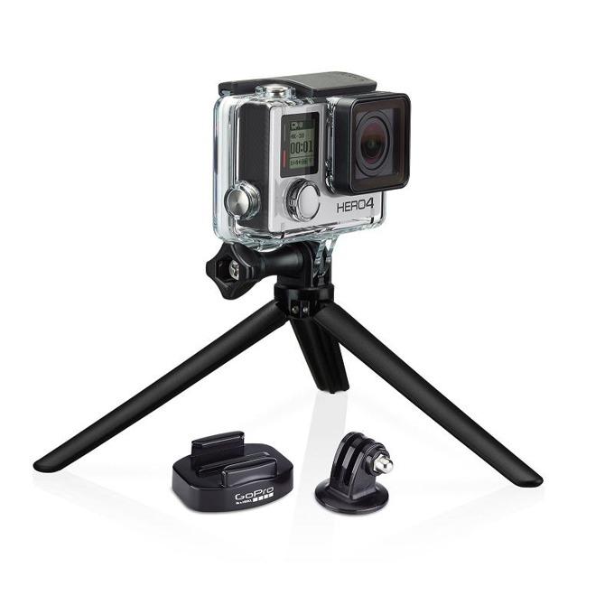 Комплект приставки за статив + мини статив GoPro Tripod Mounts image