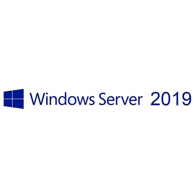 Microsoft Windows Server CAL 2019, Английски, 1pk DSP, OEI 1 Clt User CAL image