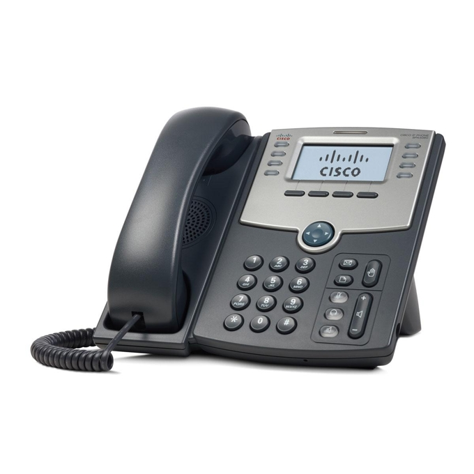 VoIP Телефон Cisco SPA508G 8 Line PoE and PC Port