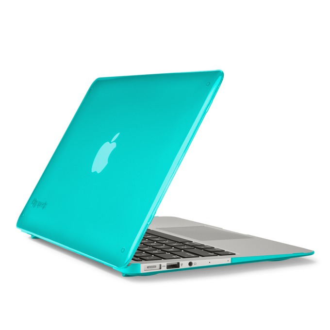 "Протектор Speck SeeThru за MacBook Air 13"", син image"