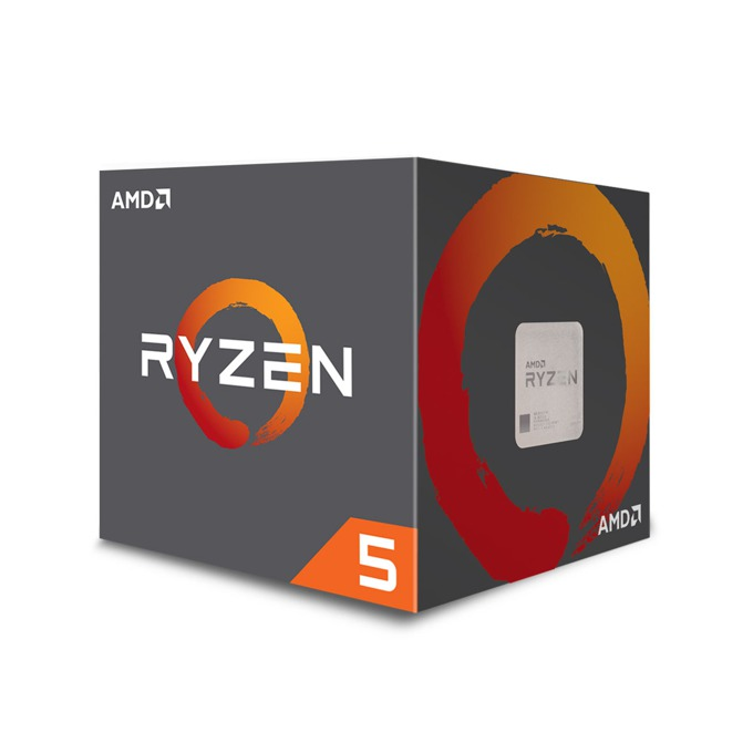 Процесор AMD Ryzen 5 1400 четириядрен (3.2/3.4GHz, 2MB L2/8MB L3 Cache, AM4) BOX, с охлаждане Wraith Stealth image