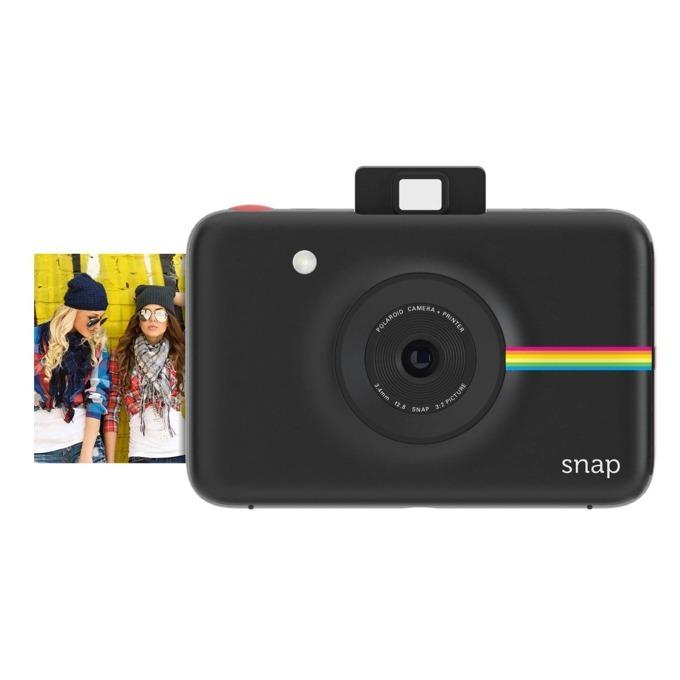 Фотоапарат Polaroid SNAP, 10.0 Mpix, MicroSD слот, 1080p видео резолюция, черен image