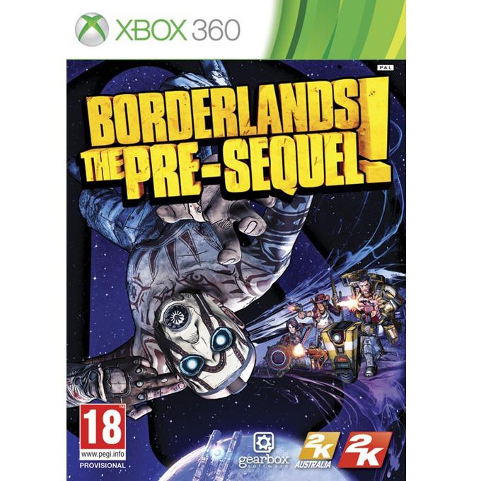 Игра за конзола Borderlands: The Pre-sequel!, за XBOX360 image