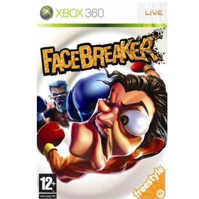 Facebreaker Xbox 360 product