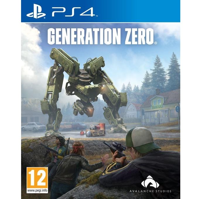 Generation Zero (PS4) product
