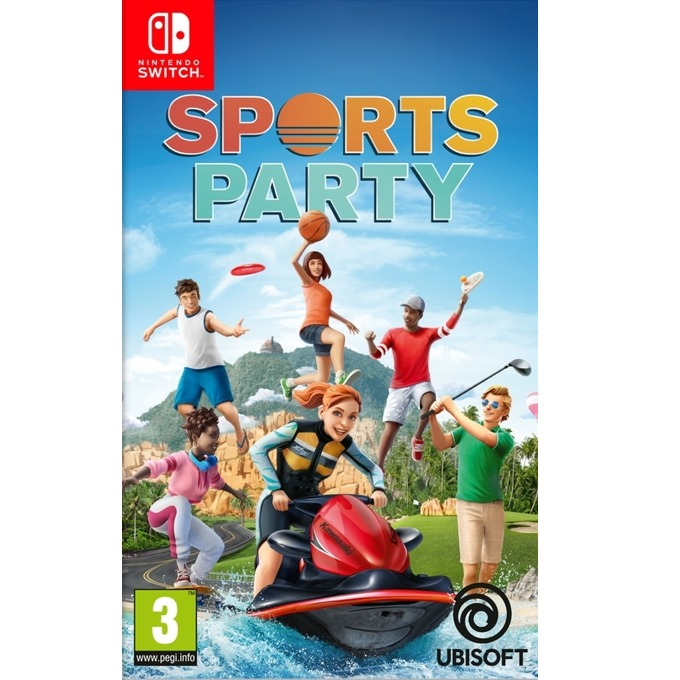 Sports Party, за Nintendo Switch image