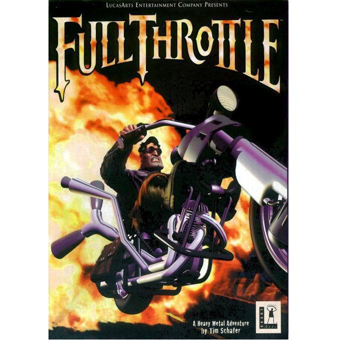 Full Throttle, за PC image